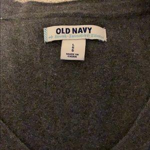 Old Navy cardigan grey